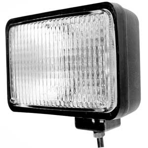 2352870 - Rectangular Halogen Tractor and Work Light