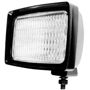 2352938 - Rectangular Halogen Tractor and Work Light