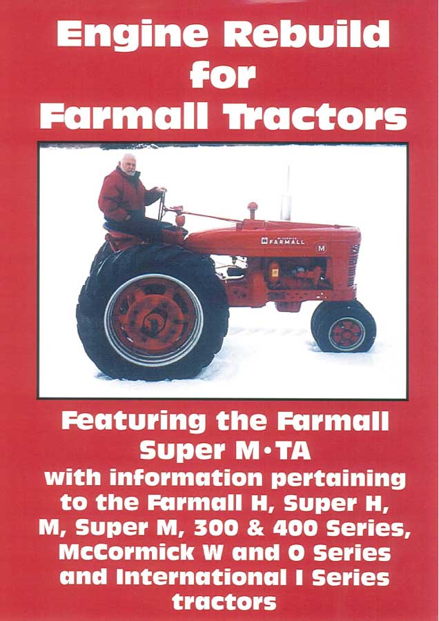 Farmall Super M Free Tractor Data - Jensales Specs