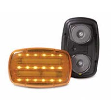 921005 - LED AMBER SAFETY LIGHT/HD