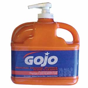 95804 - Gojo Natural Orange Pumice Hand Cleaner 1/2 Gallon