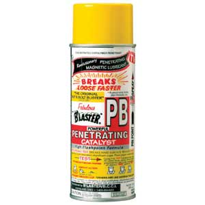A 100083 - PB Blaster Penetrating Catalyst
