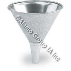 A 1161702 - Galvanized Funnel