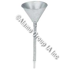 A 1161704 - Galvanized Funnel