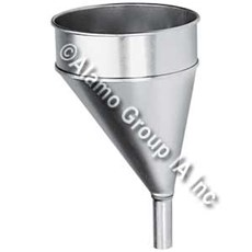 A 1161706 - Galvanized Funnel