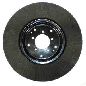 A 1234388 6x9 Laminated Tire For Rotary Cutters