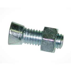 A 483610 - Clipped Head Bolt For Plow Shares