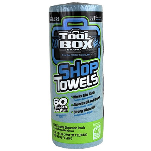 A 54400 - TOOLBOX® Z400 Roll Of Shop Towels
