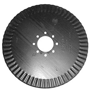 B45-1140 - 20' Fluted/Rippled Coulter Blade