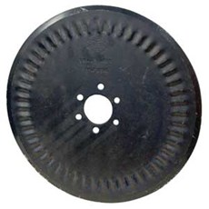 B45-1735 - 17' RIPPLED COULTERBLADE 6HOLE