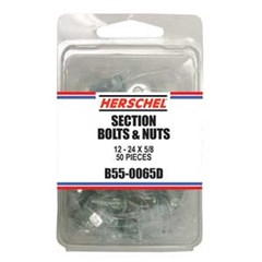 B55-0065D - SECTION BOLT/NUT- UNIVERSAL