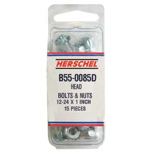 B55-0085D - HEAD BOLT/NUT KIT- UNIVERSAL