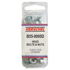B55-0095D - HEAD BOLT/NUT KIT- UNIVERSAL