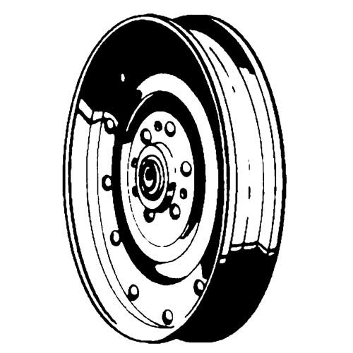 P83-0603 - Idler Pulley