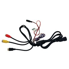HDMOV7MMWH - OVERVIEW 7IN MONITOR WIRE HARNESS