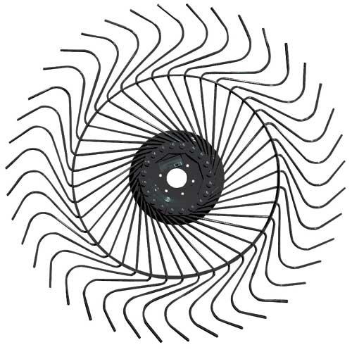 W16 0806 Rake Wheel Lh Tonutti Jd Vermeer Kuhn