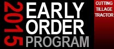 2015 Early Order Program